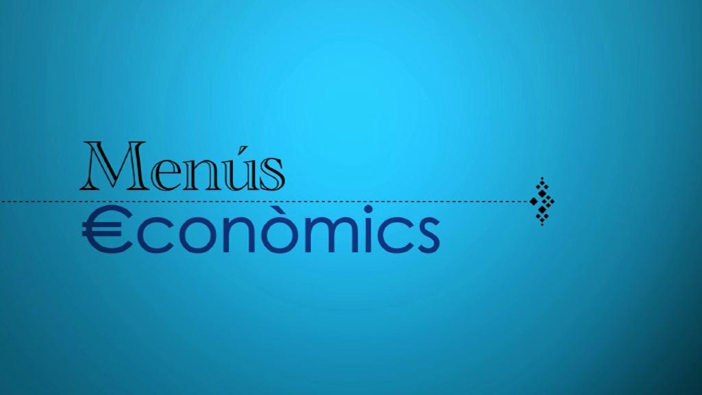 Menús econòmics