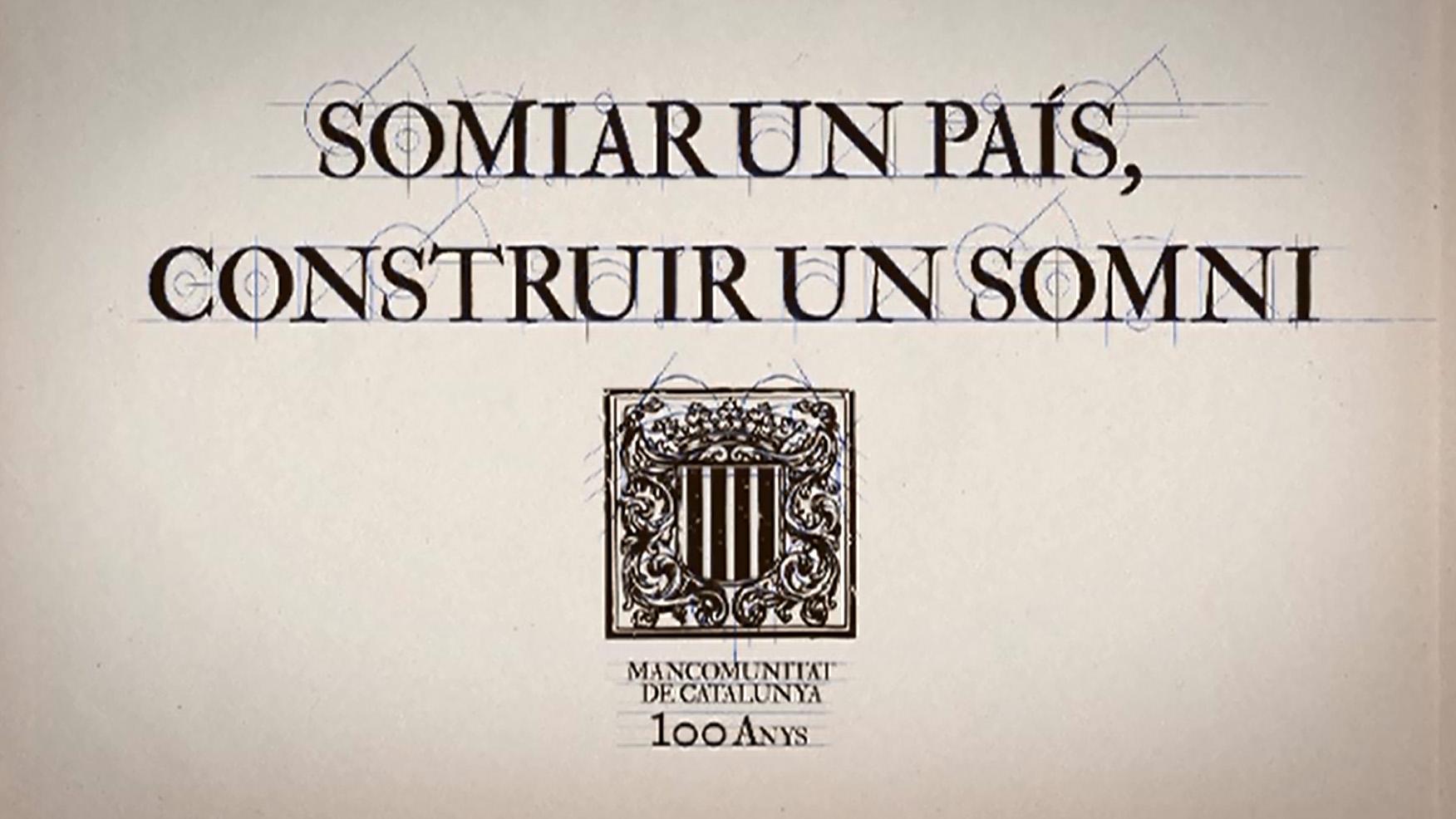 Mancomunitat de Catalunya, 100 anys