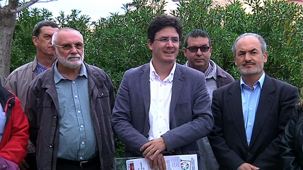 Francisco Romero es postula per liderar una nova etapa de progrés a Vilafranca, com va fer Aguado