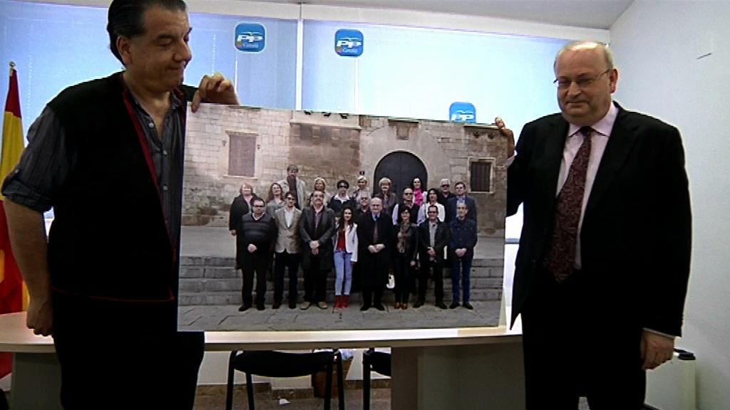 El PP de Vilafranca presenta una llista continuista amb l'objectiu de mantenir els 2 regidors