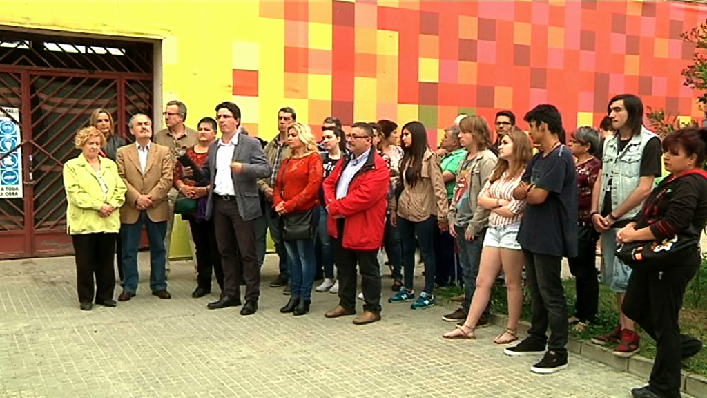 Els socialistes volen que el Mercat de la Pelegrina sigui l'espai per a joves que li falta a Vilafranca
