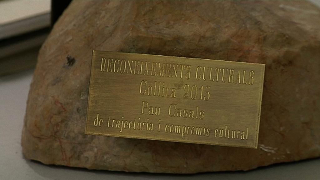 L'IEP lliura els Reconeixements Culturals Collita 2015, divendres a Vilafranca