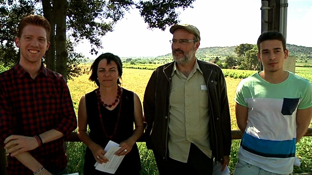 ERC vol potenciar les zones naturals de Vilafranca i impulsar la recollida selectiva porta a porta