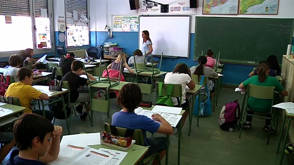 Els alumnes de sisè han acabat avui les proves d'avaluació del final de la primària
