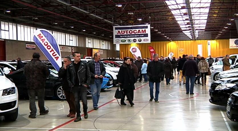 Un 42% dels compradors de la Fira del Vehicle d'Ocasió de Vilafranca són de fora de l'Alt Penedès