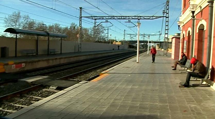 Renfe iniciarà a l'abril les obres de millora de l'estació dels Monjos