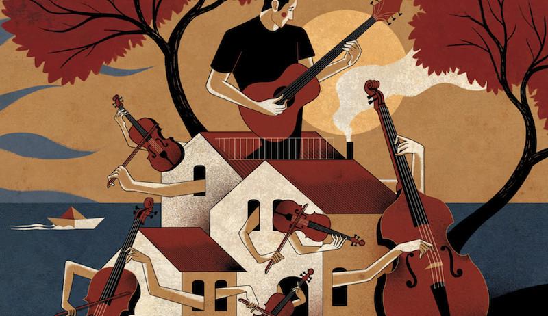 Cris Juanico actuarà el proper 9 d'abril al CIC Fassina de Sant Sadurní en el marc del Festival Barnasants