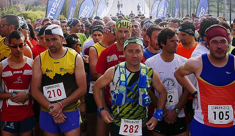 Diumenge 3 d'abril se celebra la 4ª edició de la cursa de muntanya Correbocs d'Ordal