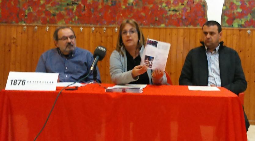 L'Associació d'Amics dels Xicots de Vilafranca vol duplicar els socis per contribuir al creixement de la colla i adequar el local