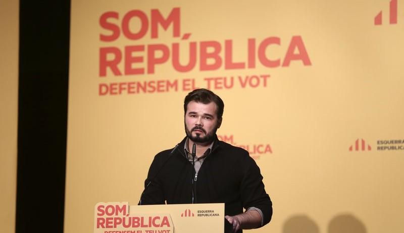 Gabriel Rufián assistirà a la Nit de la República que entregarà el VIII Premi Salvador Armendares a l'Associació l'Espiga