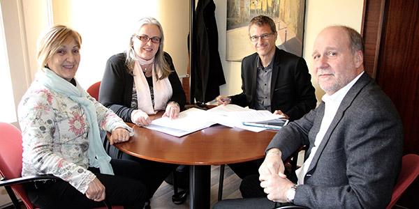 Sant Sadurní potencia amb el suport de la Diputació el programa de foment de l´ocupació i de suport a la integració social