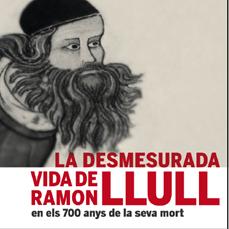 En els 700 anys de la mort de Ramon Llull, la biblioteca Torras i Bages recull en una exposició la seva figura i el seu llegat
