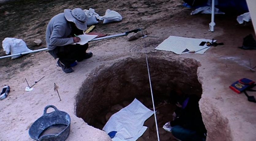 Troben les restes d'un nen de fa més de 2.700 anys al jaciment de la Font de la Canya
