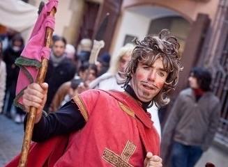 El dia 23, versió 2.0 de la llegenda de Sant Jordi a la plaça Jaume I de Vilafranca