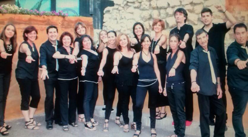 """El grup """"Essència de Gospel actuen dissabte a l'Auditori Pau Casals"""