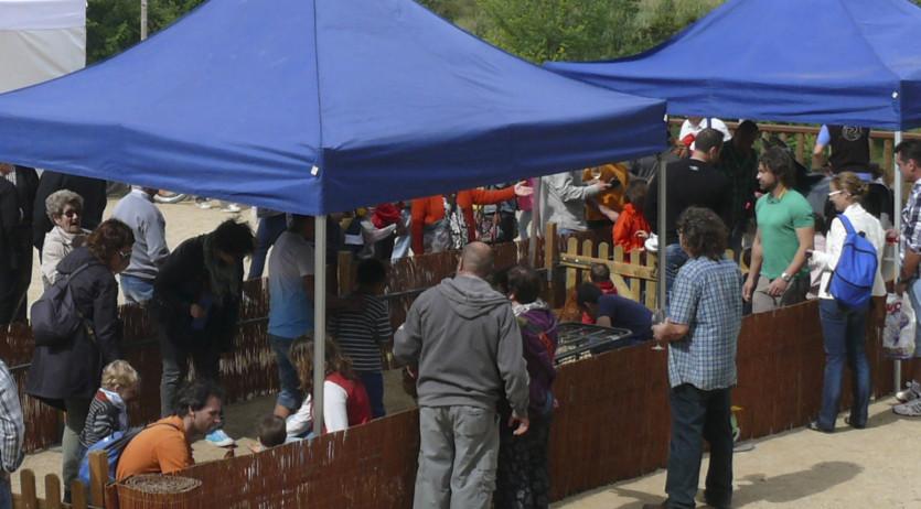 Diumenge Santa Fe del Penedès acollirà la tercera edició de la Fira de la Via Augusta