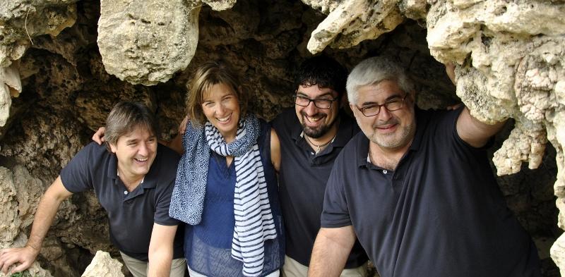 El grup d'havaneres Xató presentarà el seu nou disc a Vilafranca
