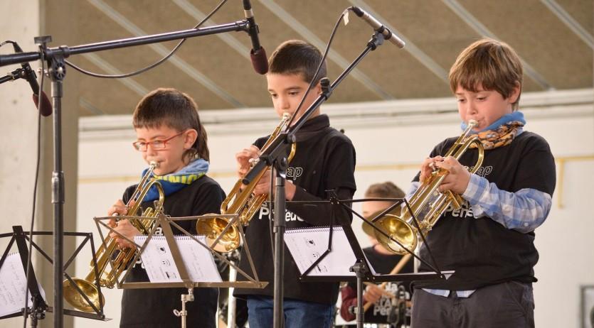L'Escola de Música de l'Alt Penedès prepara un nou curs escolar amb noves aules i més alumnes