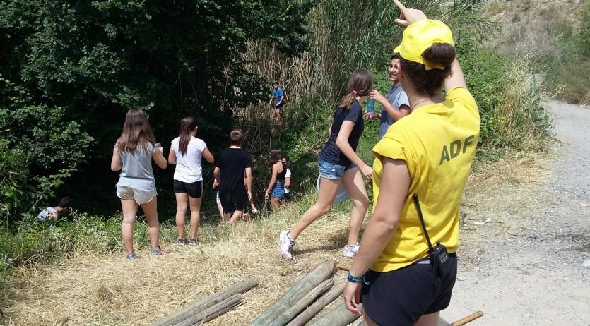 L'Ajuntament de Sant Sadurní i els ADF treballen temes de medi ambient amb centres educatius