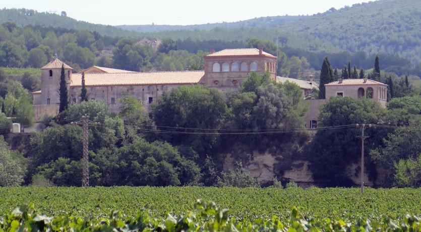 La Diputació lliura a Santa Margarida i els Monjos el Pla Director del Castell de Penyafort