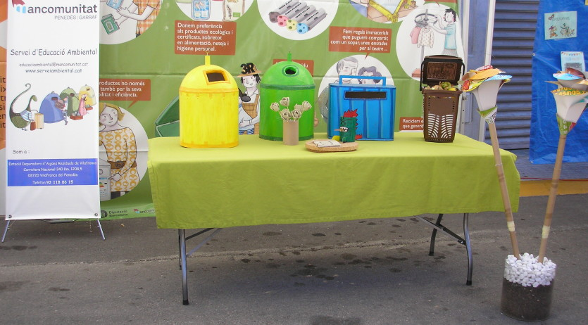 El Servei d'Educació Ambiental de la Mancomunitat ofereix noves activitats d'educació ambiental