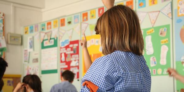 Tots els alumnes de P3 matriculats a l'escola demanada en primera opció a Sant Sadurní