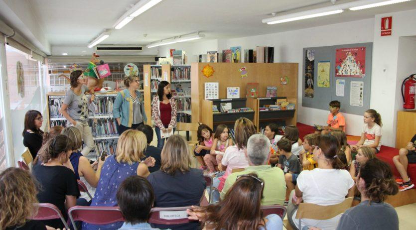 La biblioteca de Sant Sadurní posa en marxa un Club de lectura per a infants i famílies