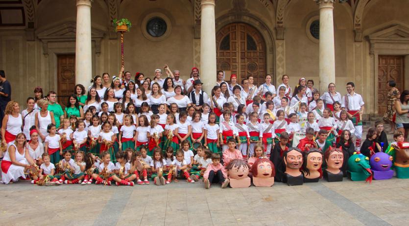 Folklore popular a Sant Sadurní