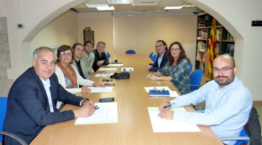 El Consell Comarcal col·labora en la promoció econòmica de diversos ajuntaments