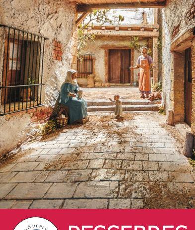 Diumenge obre l'exposició d'aquest Nadal de l'Associació de Pessebristes de Vilafranca