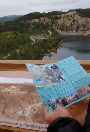 Vilobí organitza tres passejades per el Parc dels Talls, per donar a conèixer l'entorn