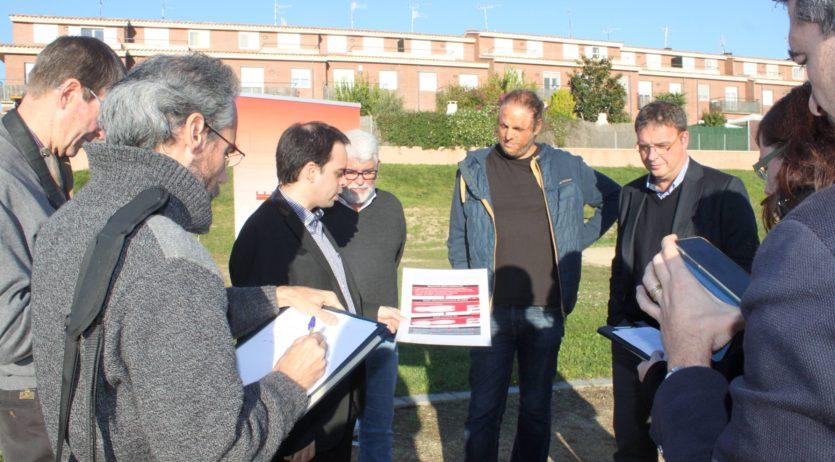 Sant Martí inicia el procés per disposar d'una biblioteca pública, situada al Parc de la Pau