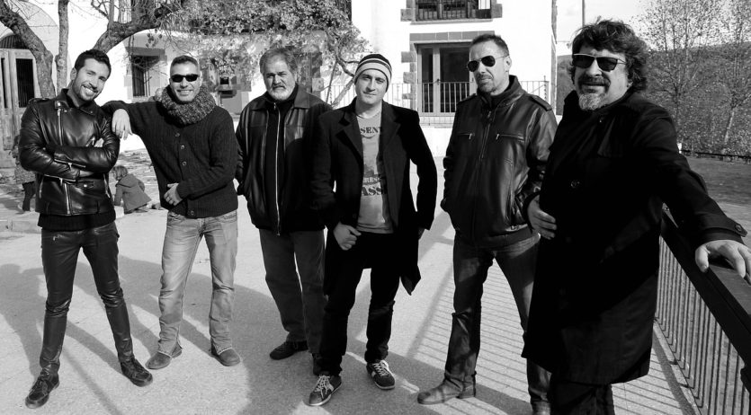 El grup Tornem Sau, amb Pep Sala, actua aquest dissabte a Vilafranca