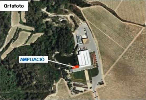 La Comissió d'Urbanisme de Barcelona aprova l'ampliació de les Caves Vilarnau de Sant Sadurní