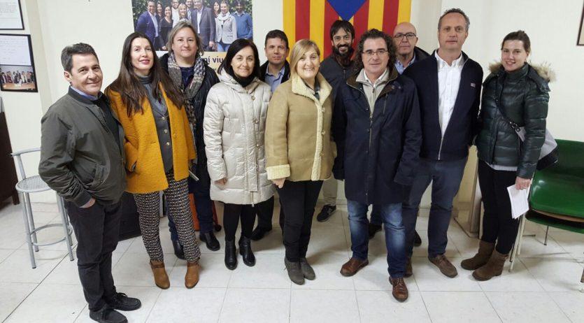 Xavier Vidiella ha estat escollit president local del PDECAT a Sant Sadurní d'Anoia