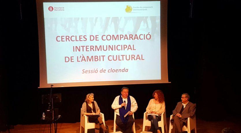 Vilafranca participa en una jornada sobre els cercles de comparació intermunicipal de cultura