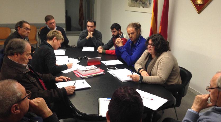Sant Martí Sarroca aprova inicialment un pressupost de 2,8 milions d'€ per el 2017