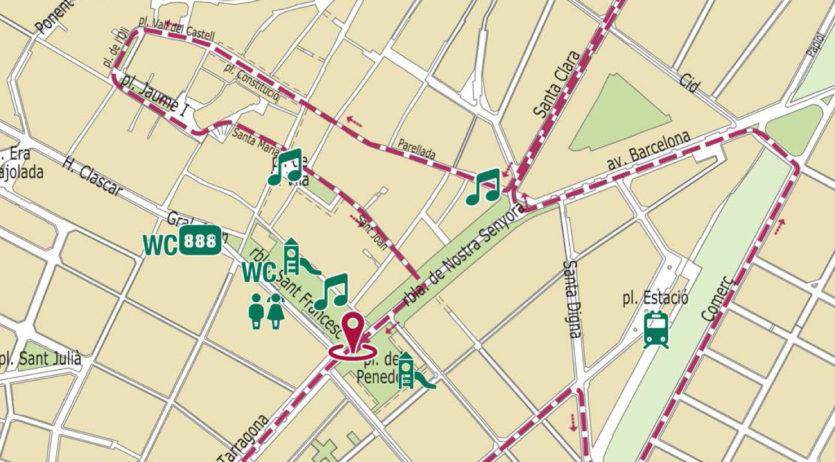 La setena edició de la cursa 10K de Vilafranca es disputa aquest diumenge