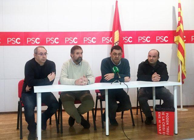 Lluís Valls valora positivament els resultats de les Primàries al PSC de l'Alt Penedès-Garraf