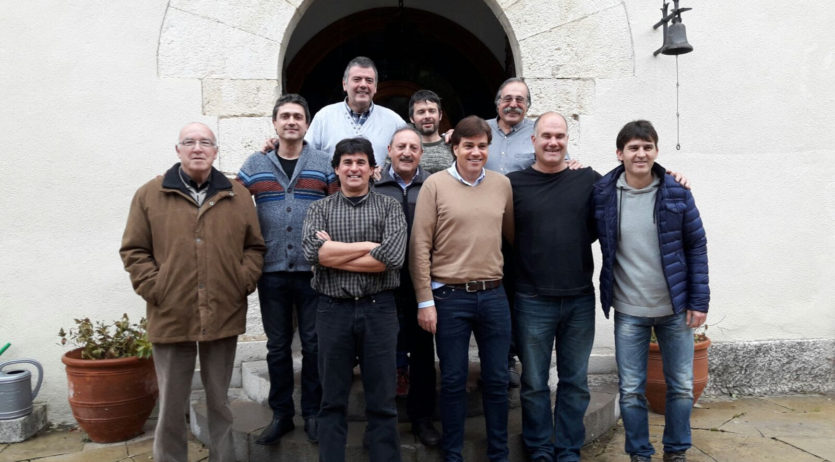 Se celebra el Consell de Savis dels Castellers de Vilafranca