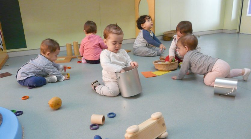 S'inicia un cicle de tallers pedagògics a les Escoles Bressol municipals de Sant Sadurní