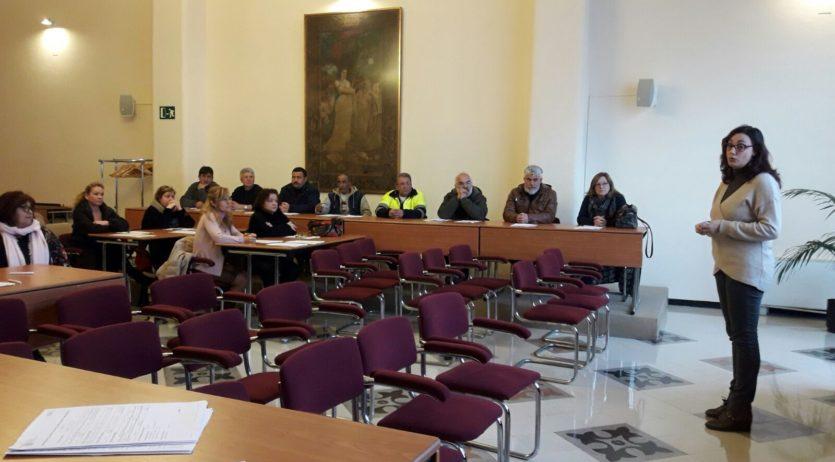 """El Consell Comarcal posa en marxa el programa """"Treball i formació"""""""