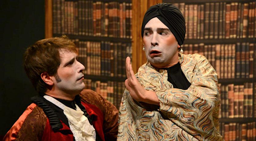 """La comèdia d'èxit """"Les dones sàvies"""" arriba aquest diumenge al teatre Cal Bolet"""