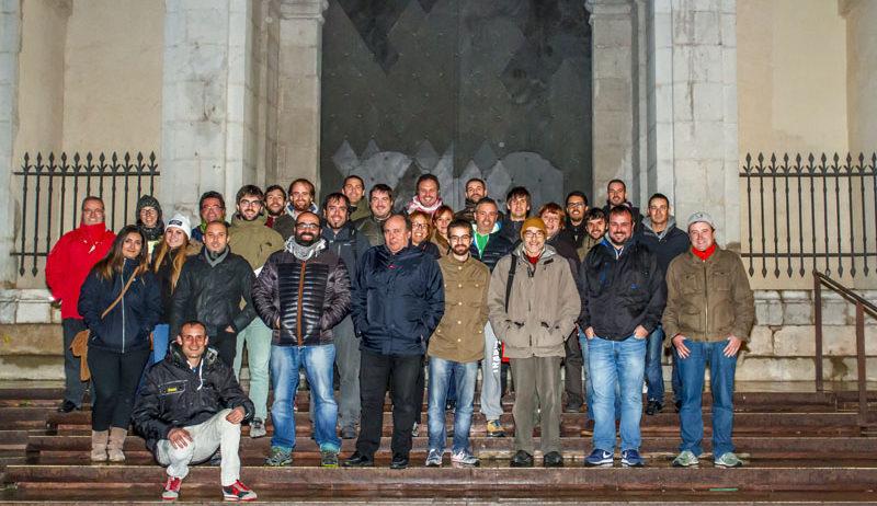 Neix la Coordinadora de Balls de Diables Tradicionals de Catalunya, formada per 11 balls