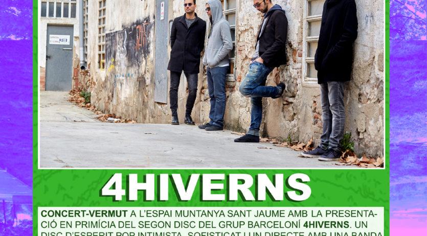 El Cicle Paisatges torna diumenge, amb els concerts-vermut a l'Espai Muntanya de Sant Jaume