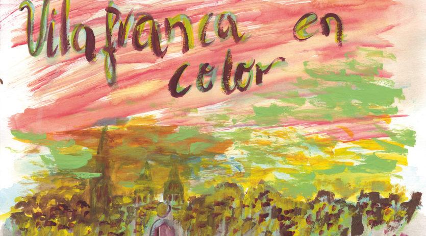 Les aquarel·les de Dolors Rovira es podran veure a la SaladPas de l'Escorxador