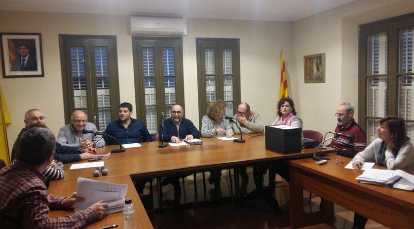 L'Ajuntament de la Granada aprova de manera inicial el pla d'ordenació urbanística municipal