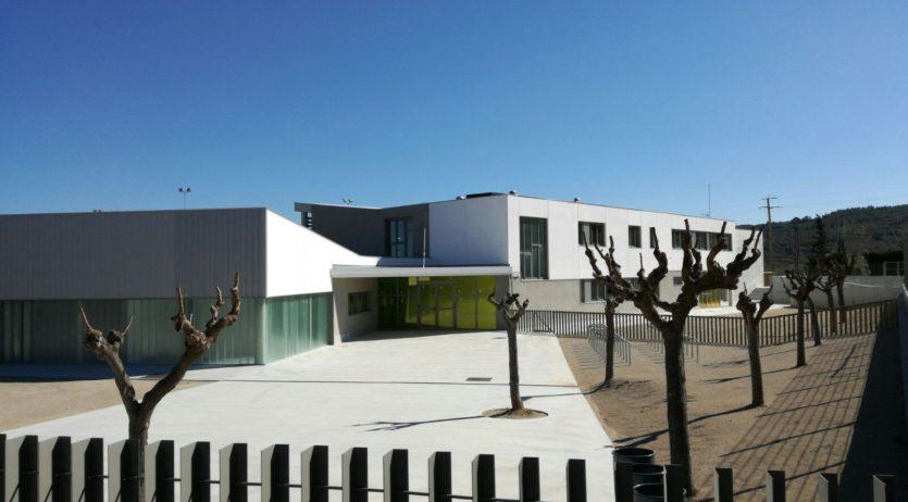 El 8 d'abril es farà el trasllat a la nova escola Guerau de Peguera de Torrelles