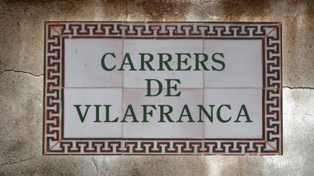 Carrers de Vilafranca