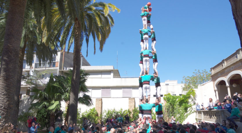 Els Castellers de Vilafranca obren temporada a Vilafranca diumenge amb la diada de Cal Figarot